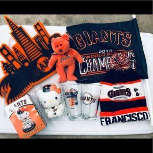 Giant SF Giants bundle